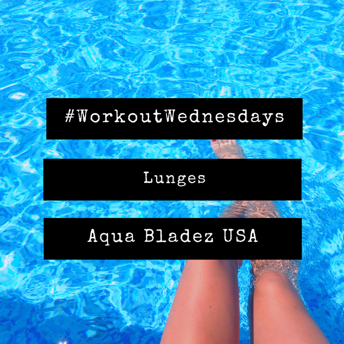 #WorkoutWednesday - Lunges