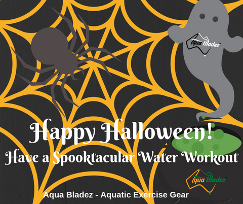 Happy Halloween Spooktacular water workout