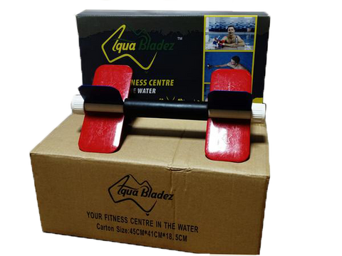 Aqua Bladez Boxed Sets - 4 pairs (1 Shipping Box) - Aqua Bladez USA