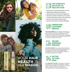 Your Hair Health is Our Passion