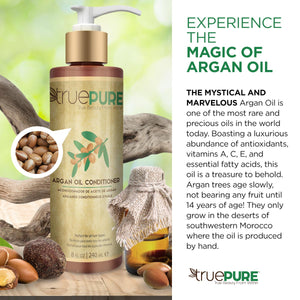 Experience the Magic of Argan Oil