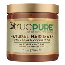 Load image into Gallery viewer, TruePure Natural Hair Mask