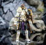 Boss Fight Studio Vitruvian H.A.C.K.S. King Lance Steelblade Action Figure