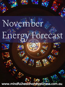November Energy Forecast + Horoscopes