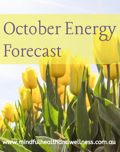 October Energy Forecast + Horoscopes!