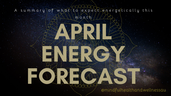 April Energy Forecast