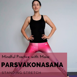 Pose of the Week - Standing Side Stretch