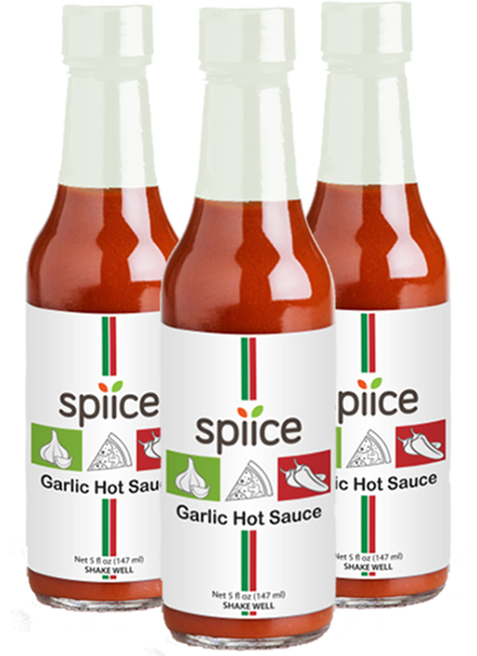 Garlic Hot Sauce