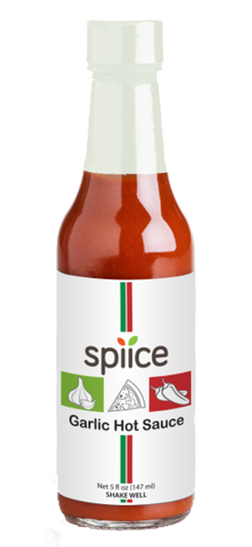 Spiice Garlic Hot Sauce