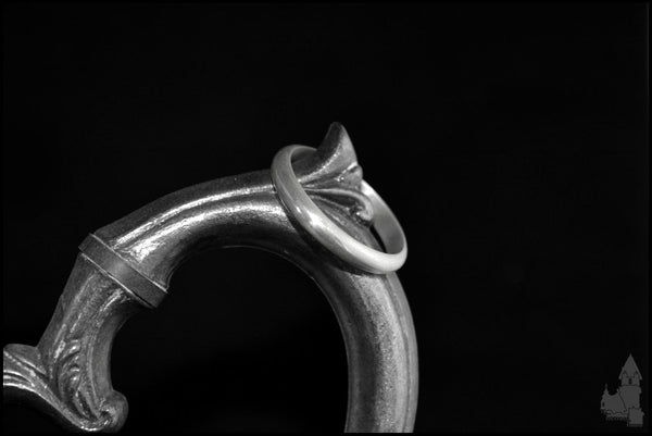 'Promise' 925 sterling silver ring