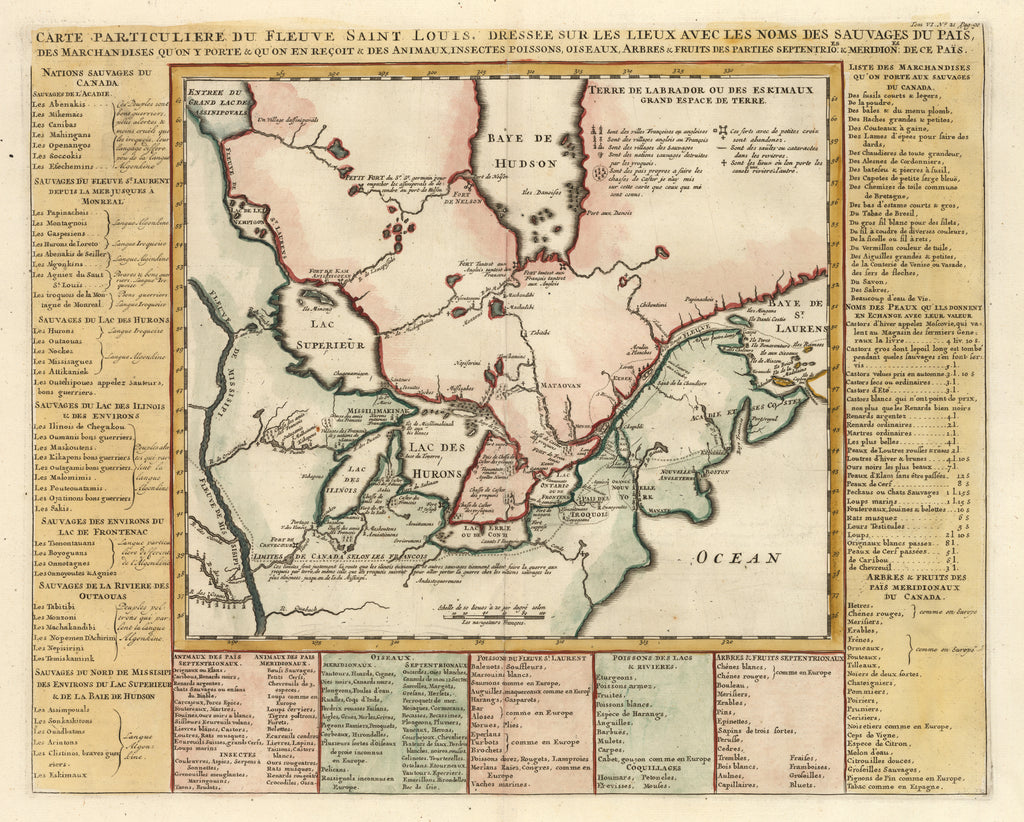 Vintage Maps of the Midwest United States - The Vntage Map Shop ...