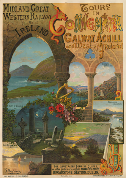 1900 Tours in Connemara, Galway, Achill and West of Ireland