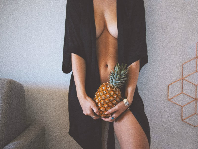 Does Eating Pineapple Equal A Sweet Tasting Vagina?
