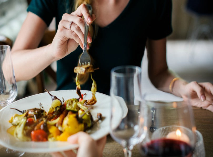 Should You Continue on a Bad date for Free Food?