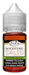 Choice Nic Salts