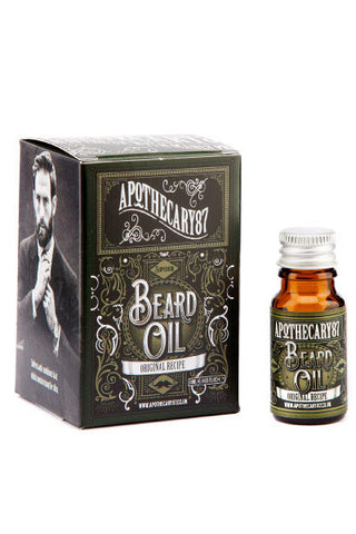 Apothecary 87 Original Recipe Beard Oil 10ml