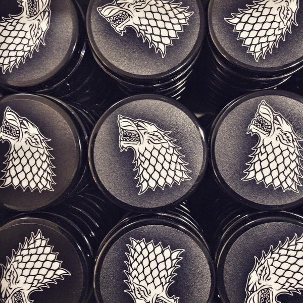 Eight Wolves Dire Wolf Pomade 4oz