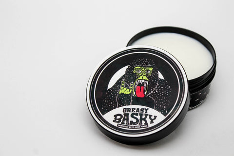 Greasy Basky Unorthodox Water Based Pomade 4oz