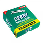 Derby Professional Single Edge Razor Blade 100ct