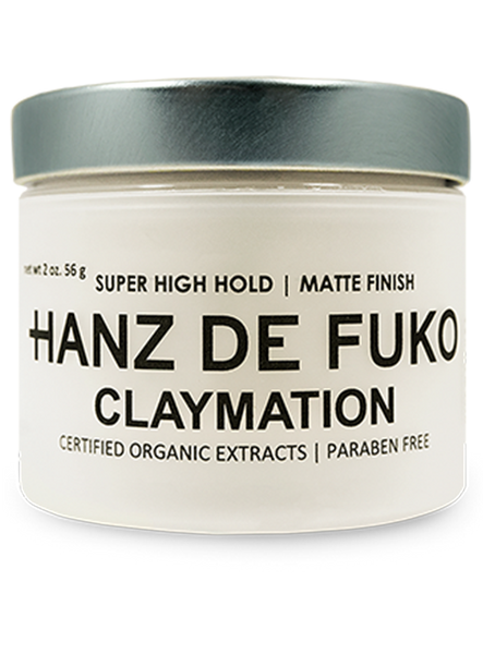 Hanz De Fuko Claymation 2oz