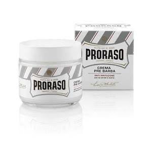 Proraso Anti-Irritation Pre-shaving Cream 100ml