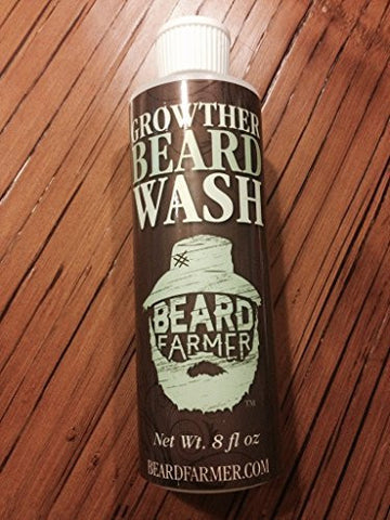 Beard Farmer Beard Wash Enhancing Shampoo & Conditioner 8oz