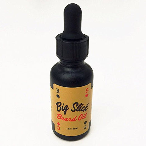 Big Slick Pomade Co Beard Oil 2oz