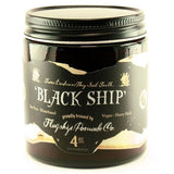 Flagship Black Ship Water Based Vegan Pomade 4oz