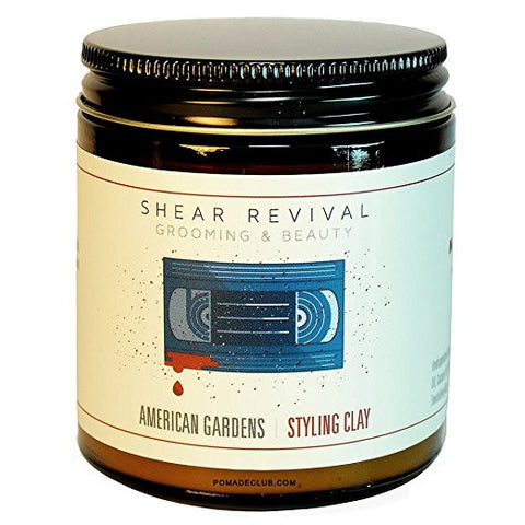 Shear Revival - American Gardens Clay 4oz
