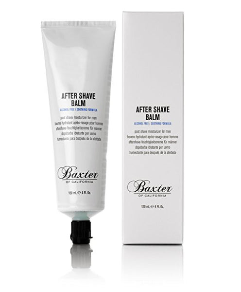 Baxter of California After Shave Balm 4floz