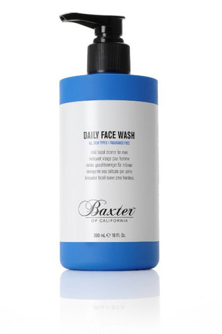 Baxter of California Daily Face Wash 10floz