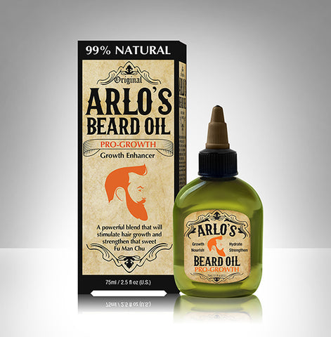 Arlo's Beard Oil Pro-Growth 2.5oz