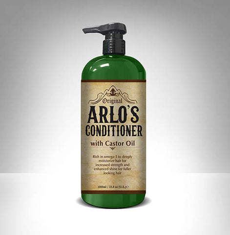Arlo's Conditioner with Castor Oil 1L