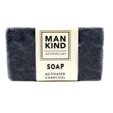 Mankind Apothecary Activated Charcoal Soap 100g