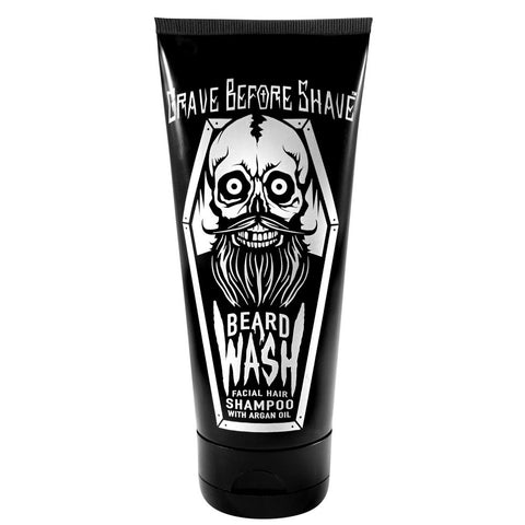 Grave Before Shave Beard Wash 6oz