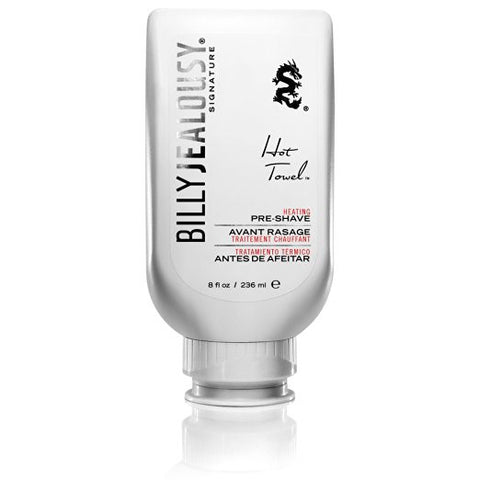 Billy Jealousy Hot Towel Pre-Shave Treatment 8oz