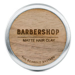 The Bearded Bastard Matte Hair Clay 2oz