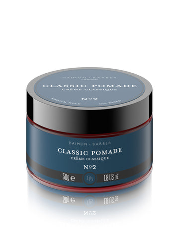 Daimon Barber No. 2 Classic Pomade 50g