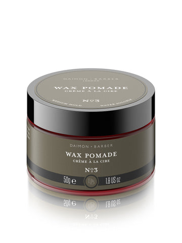 Daimon Barber No. 3 Wax Pomade 50g