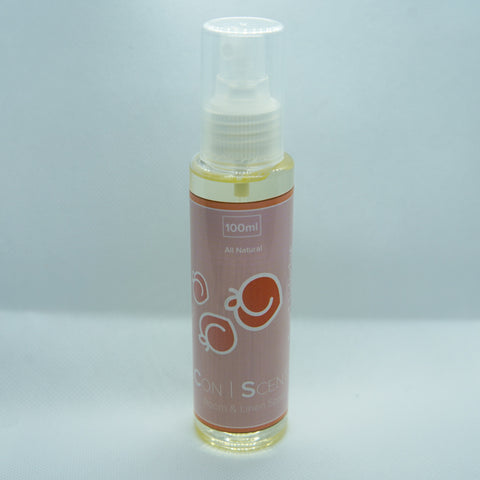 Conscents Peach Room Spray - Sweet Valentine
