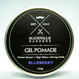 Slickville Blueberry Gel Pomade 100g
