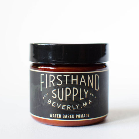 Firsthand Supply Water Based Pomade 2oz
