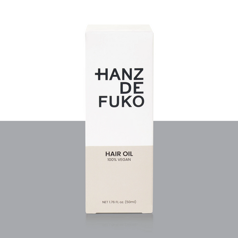 Hanz de Fuko Hair Oil 50ml