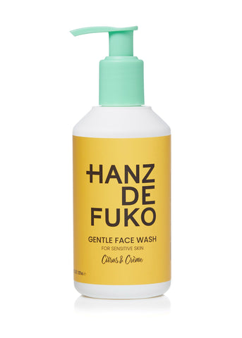 Hanz de Fuko Gentle Face Wash 8oz