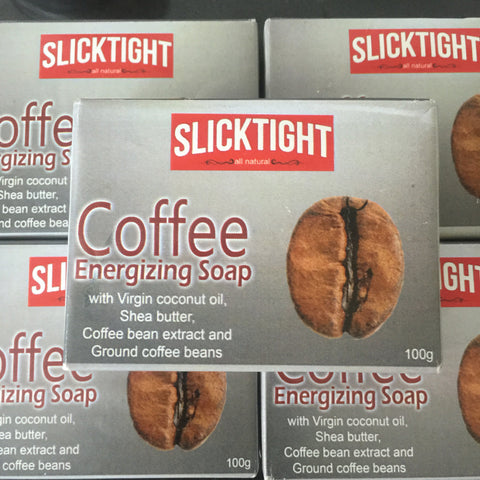 Slicktight Coffee Soap 100g