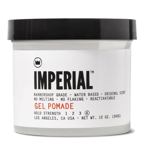 Imperial Gel Pomade 12oz