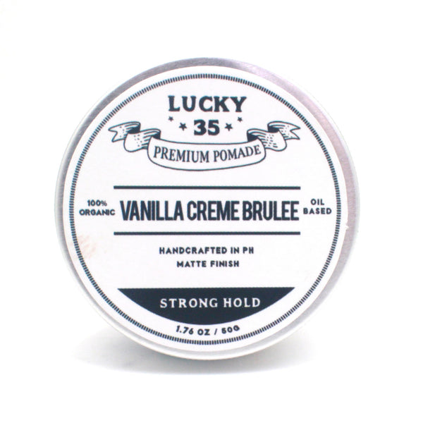 Lucky Thirty Five Vanilla Creme Brulee 50g