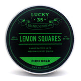 Lucky Thirty Five Lemon Squares 100g