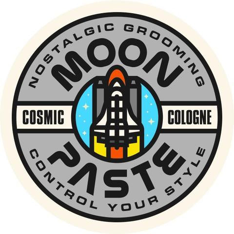 Nostalgic Moon Paste Cosmic Cologne Medium Hold Pomade 4oz