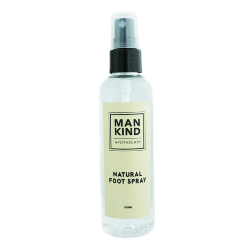 Mankind Apothecary Natural Foot Spray 100ml